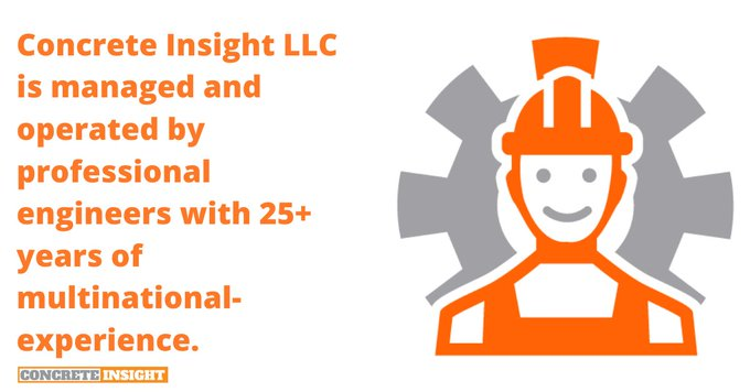 professional services offered by concrete insight
