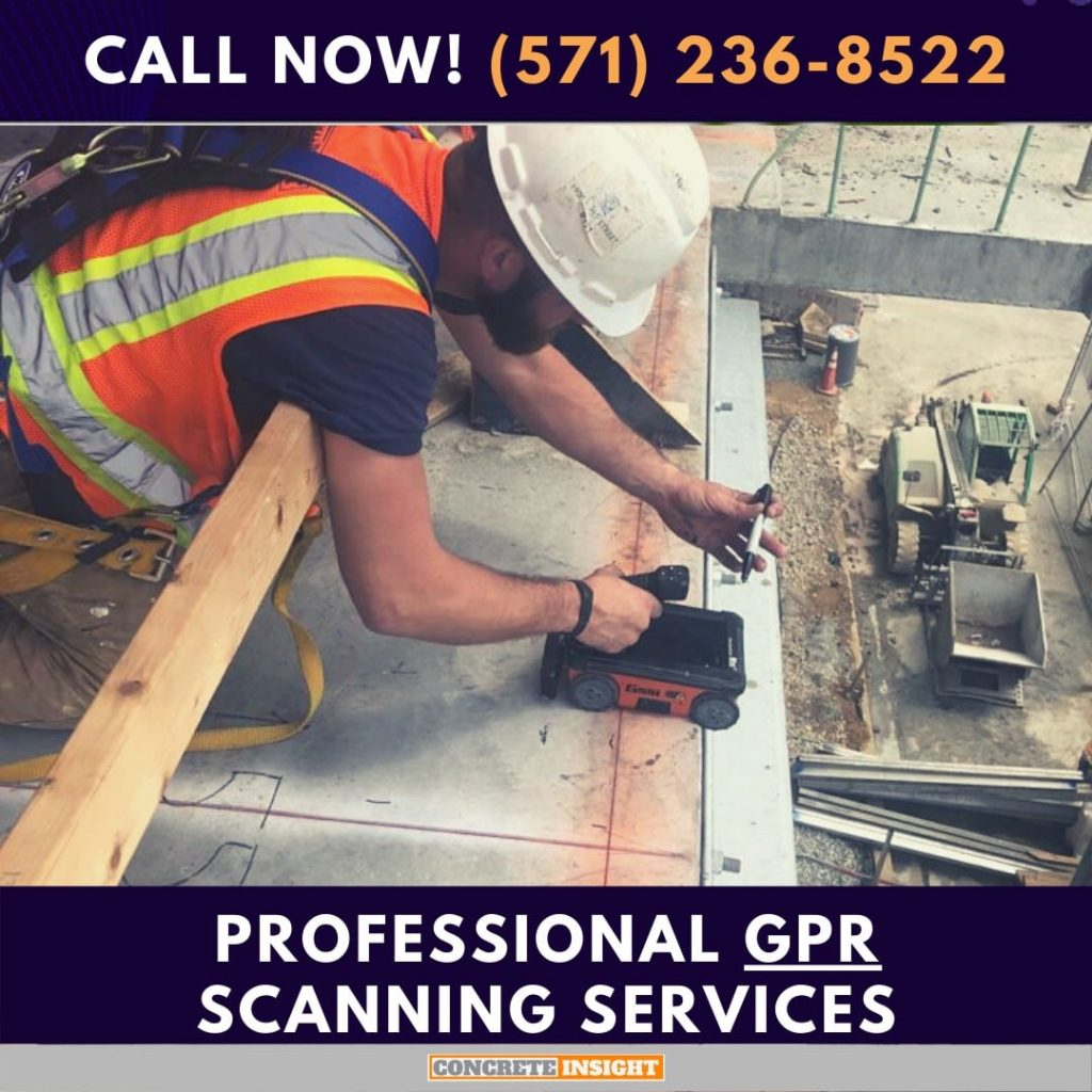 professional GPR Scanning Services