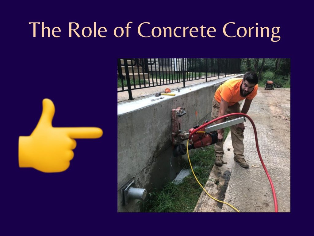 The Role of Concrete Coring