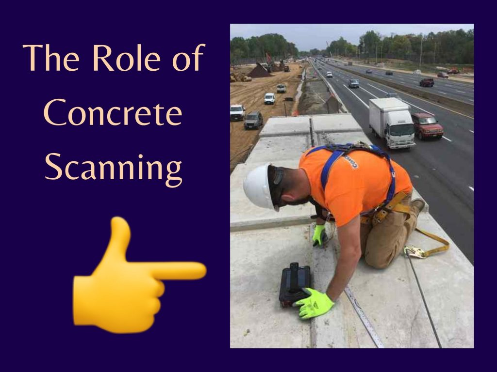 The Role of Concrete Scanning