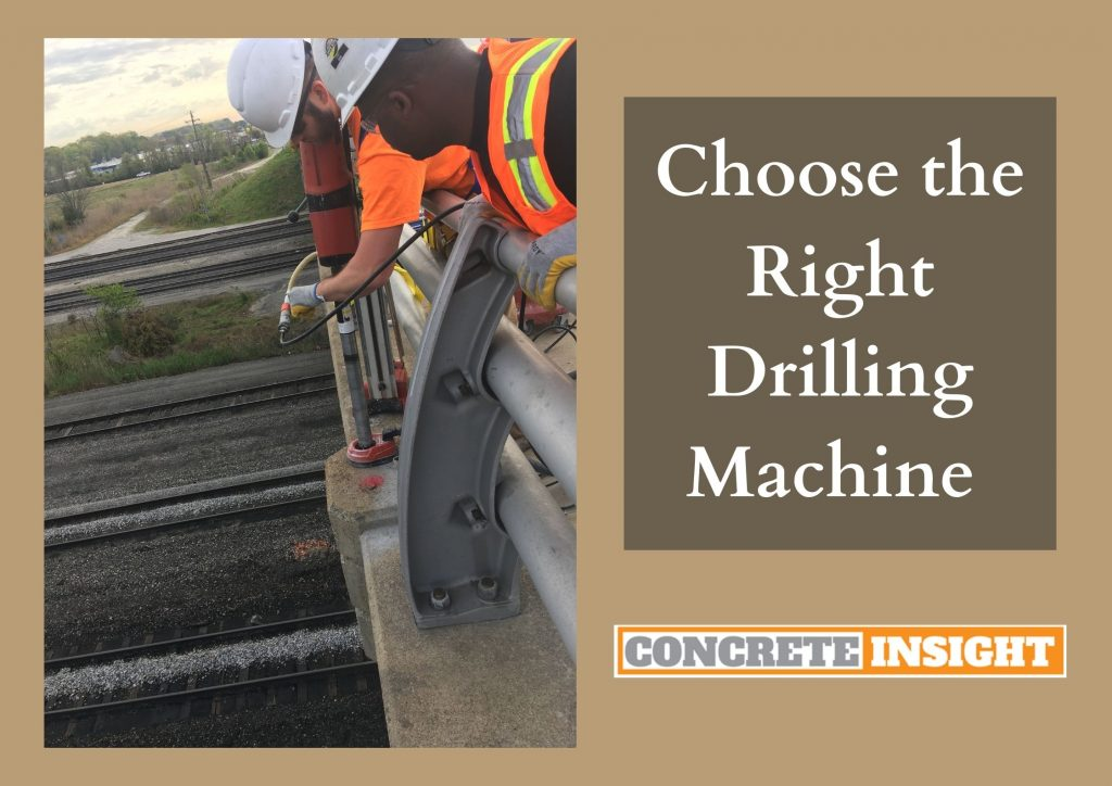 Choose the Right Drilling Machine